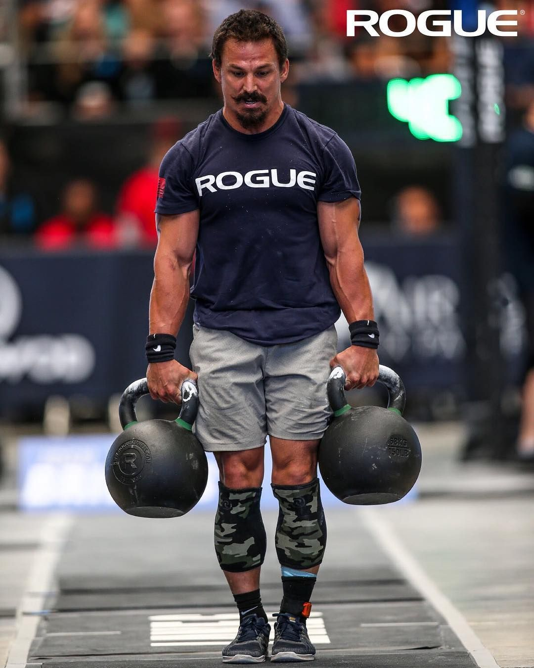 """Kettlebell Training For Athletes: Rogue Fitness """"When The 88 Lb. Bells Don't Cut It. Rogue"""