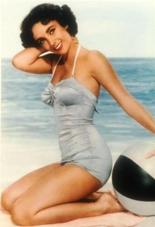 Introducing: Seafolly Swimwear! - Lindas Unhooked Blog | Elizabeth taylor, Vintage swimwear ...