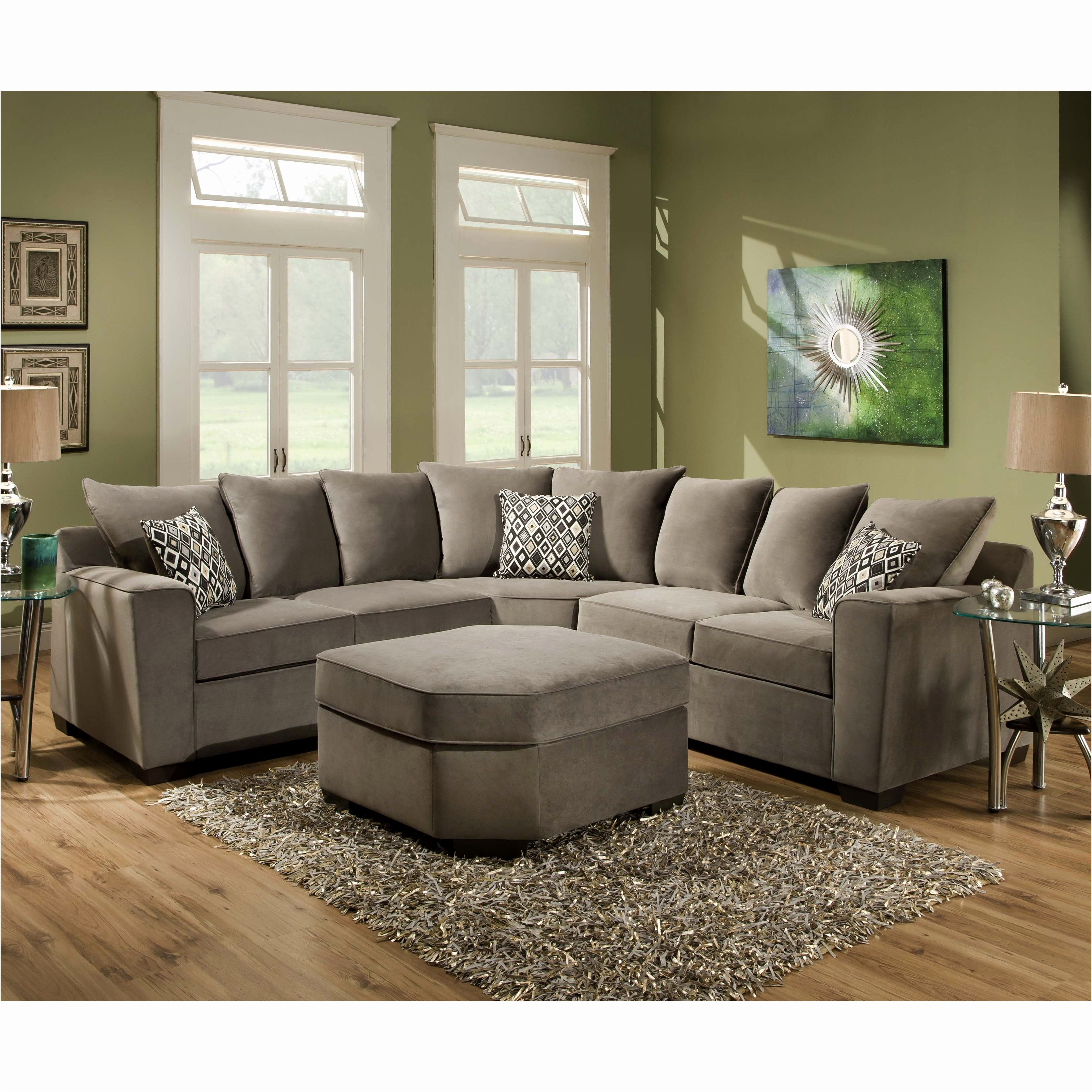 Rooms To Go Sofa Sleeper  Small scale sectional sofa, Sectional