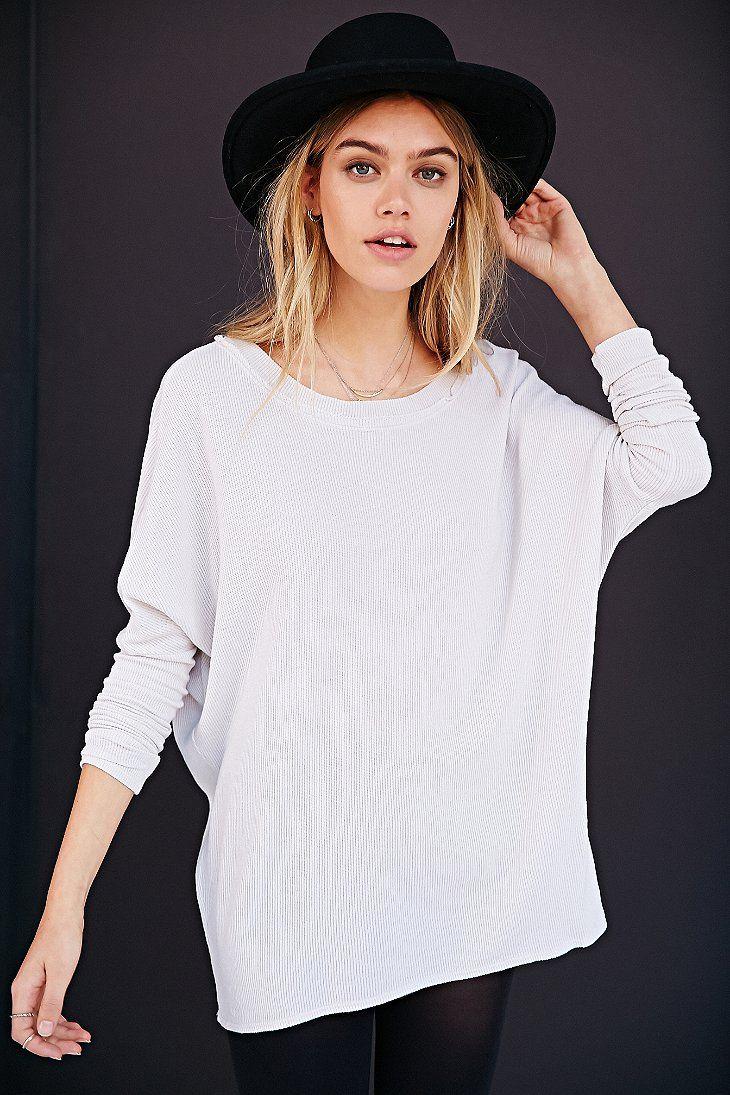Chaser Long-Sleeve Dolman Shirt