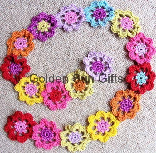 Crochet Flower Scarf 9788 Handcc China Manufacturer Products Crochet