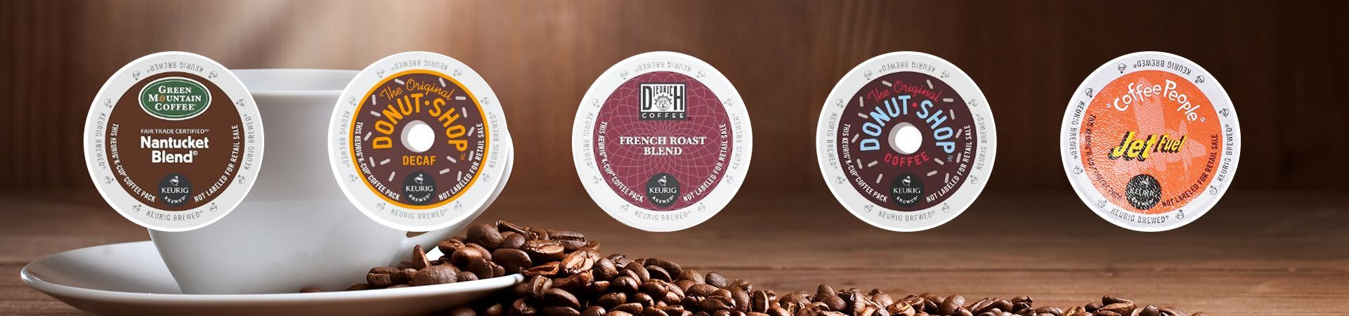 best flavored coffee k cups