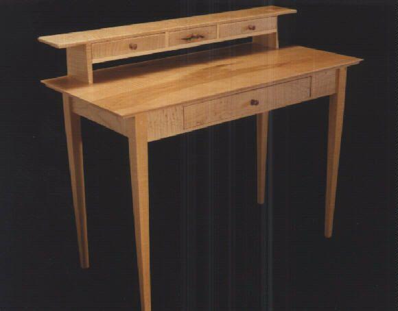 Hand Made Desk custom executive desks, custom handmade, unique, unusual executive