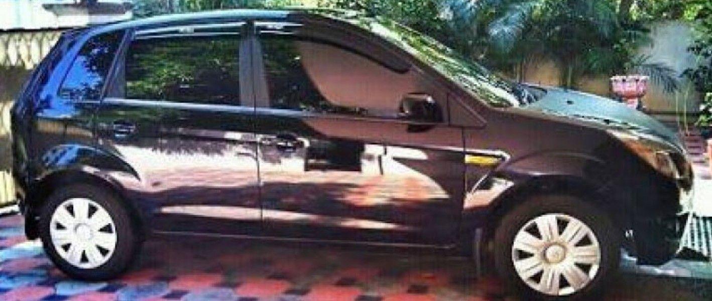 Ford Figo Price 3 Lac 2012 Diesel 75000 Km 1st Owner