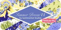 Summer Breeze II by Sentimental Studios for Moda Fabrics
