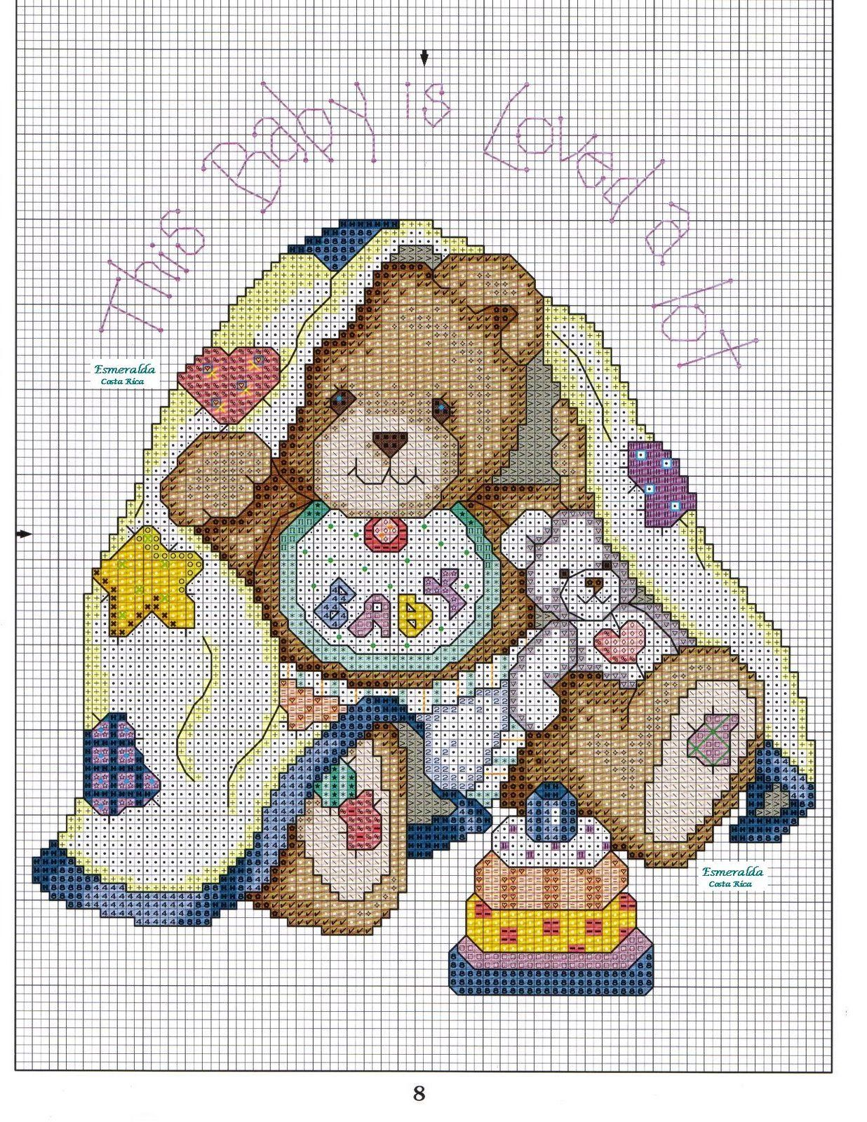 How to choose patterns for cross stitch 78