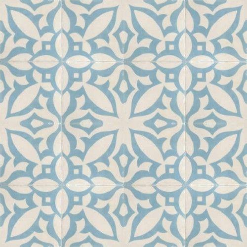 Moroccan Encaustic Tiles Perhaps Tile The Entrance