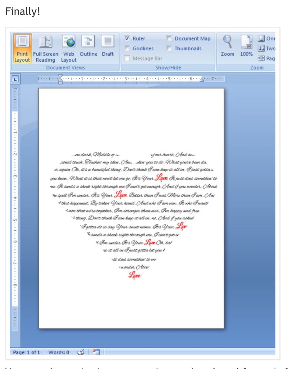 Learn How To Add Text To Shapes In Microsoft Word