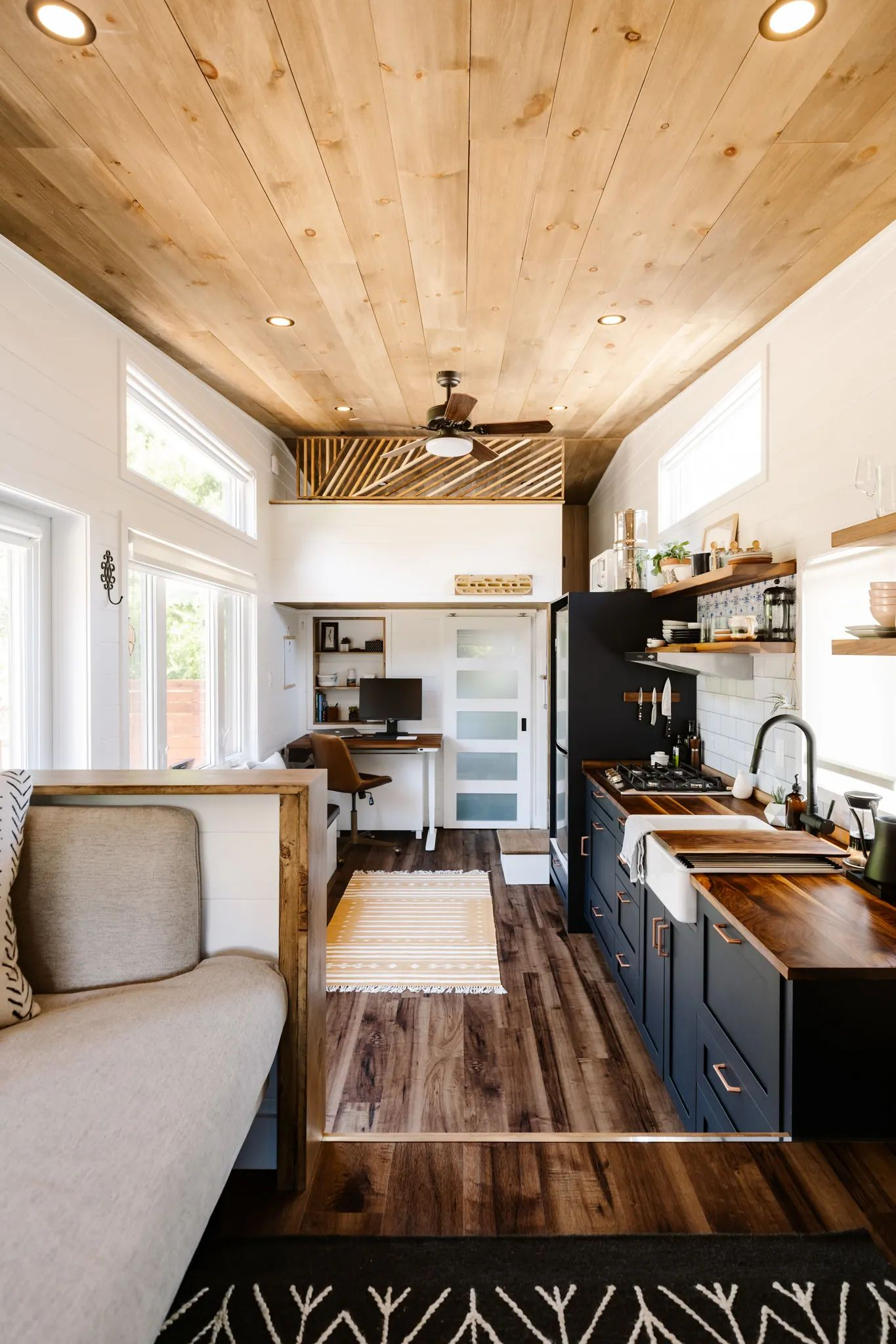 Wooden Tiny Home Inspiration Tiny House Living Tiny House Interior Design Tiny House Interior