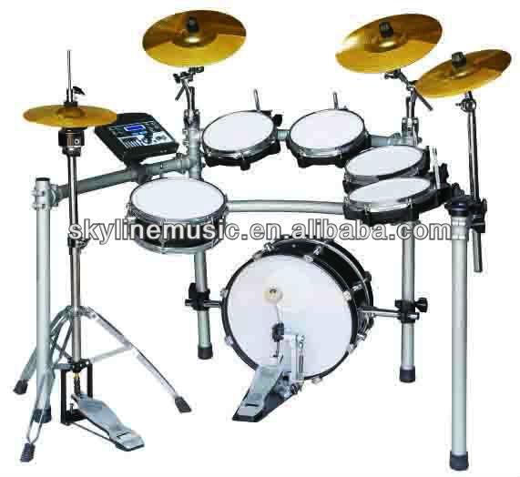 Electronic Drum Set Digital Drum Set 1 500 Musica
