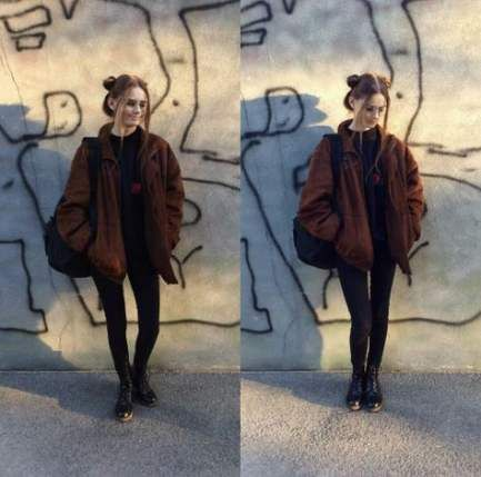 47 ideas fashion outfits winter grunge for 2019 #wintergrunge