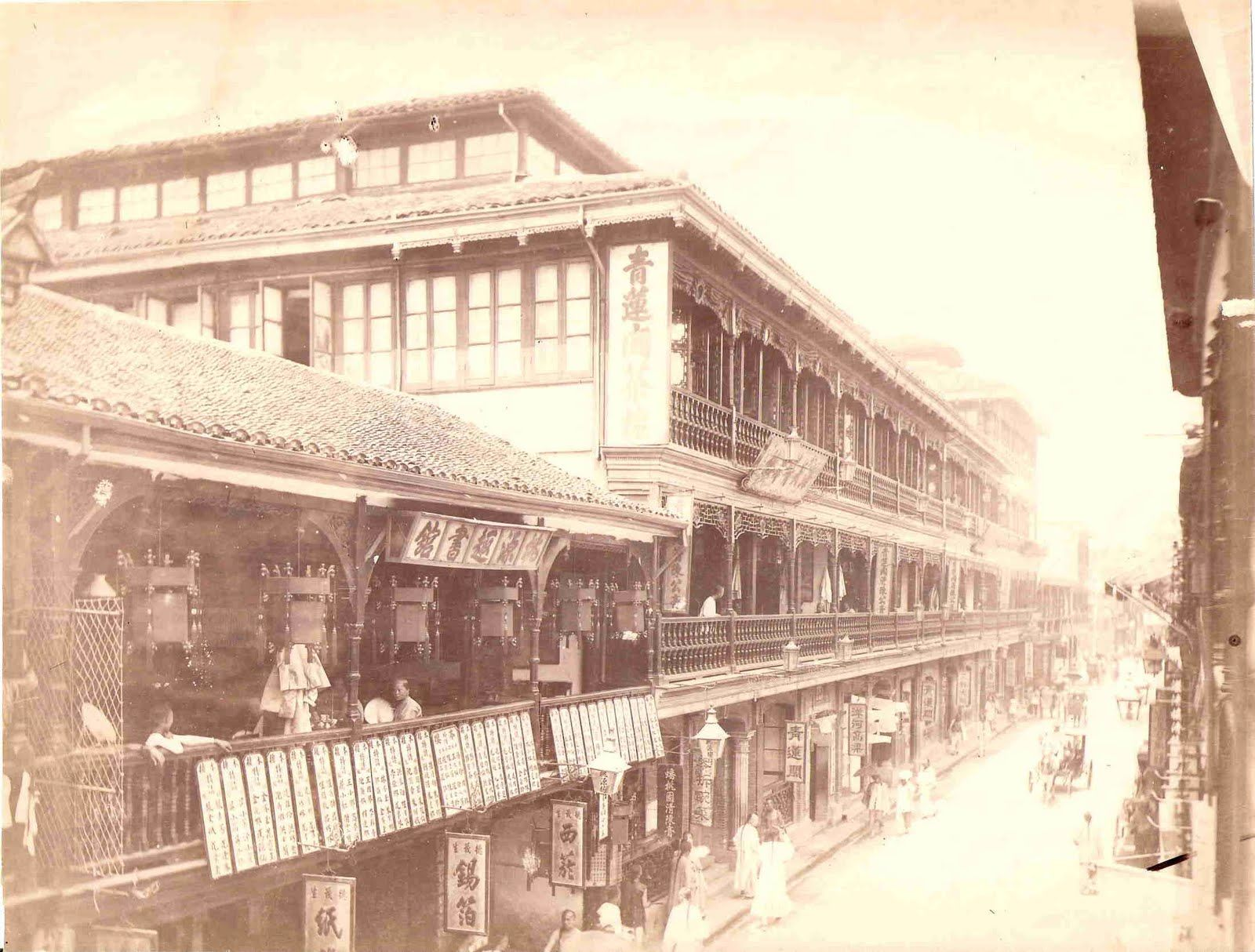 Image result for chinatown 1880