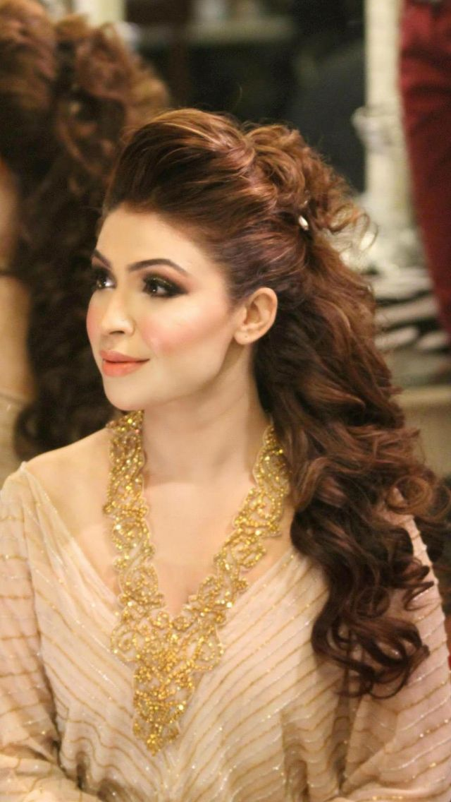 Natasha Salon Hair Day Pinterest Pakistani Bridal Makeup