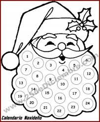 resultado de imagen para adornos navideos calendario