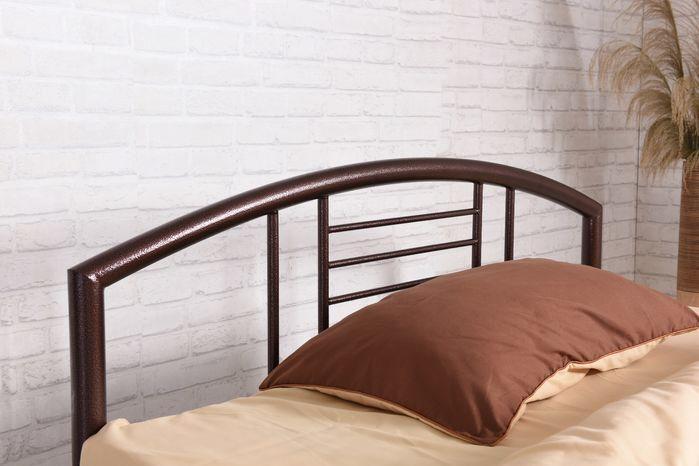 Metal Panel Bed