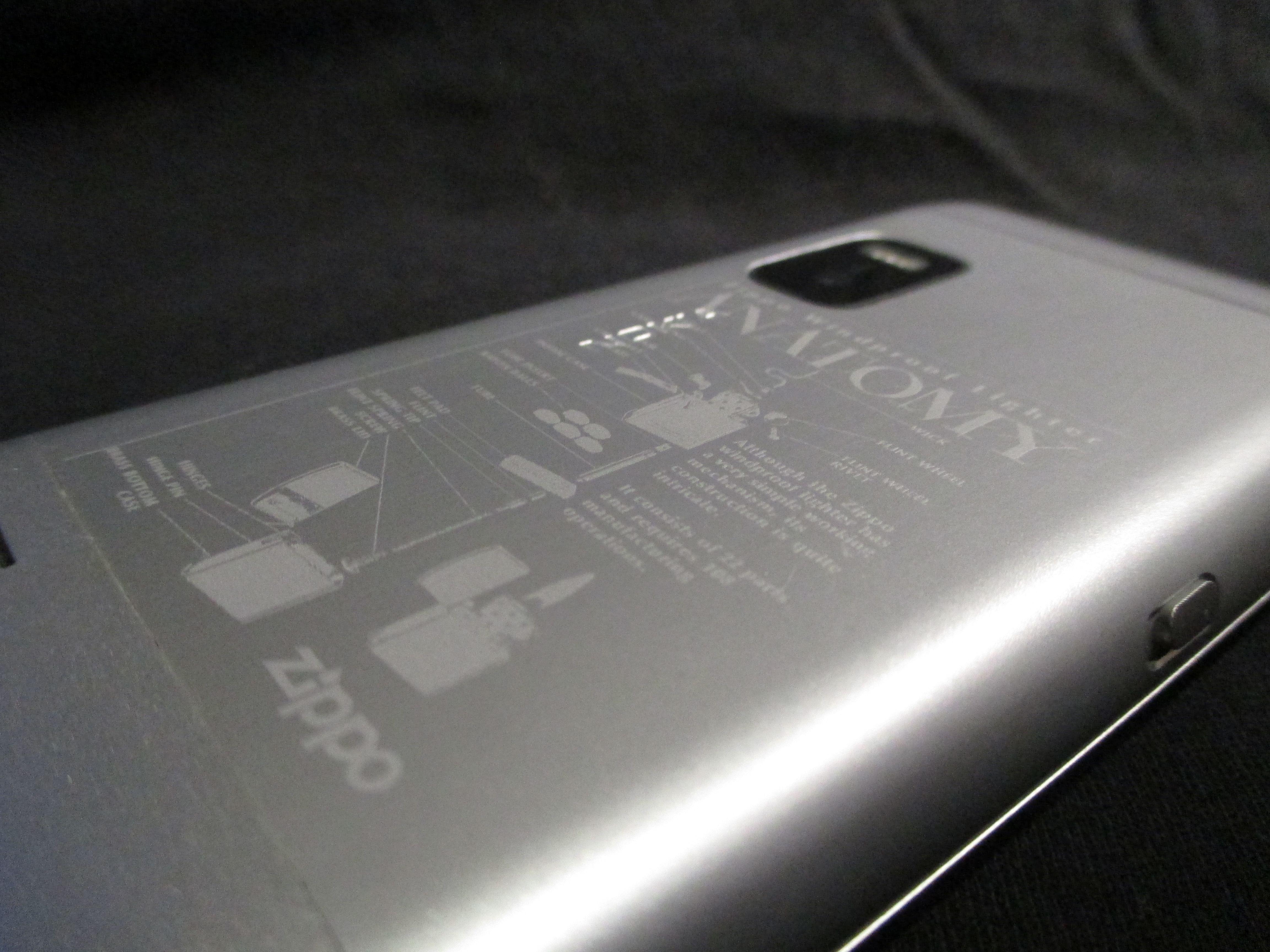 Nokia E7 Zippo Anatomy Custom Engraved Zippos Pinterest