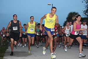 More than 800 walkers and runners participated in Food For The Poor's sixth annual 5K Walk/Run For Hunger at Quiet Waters Park in Deerfield Beach, Fla. on Sept. 24, 2011. They each did their part to raise money to feed 5,000 starving children and their families for one month in the Caribbean and Latin America.