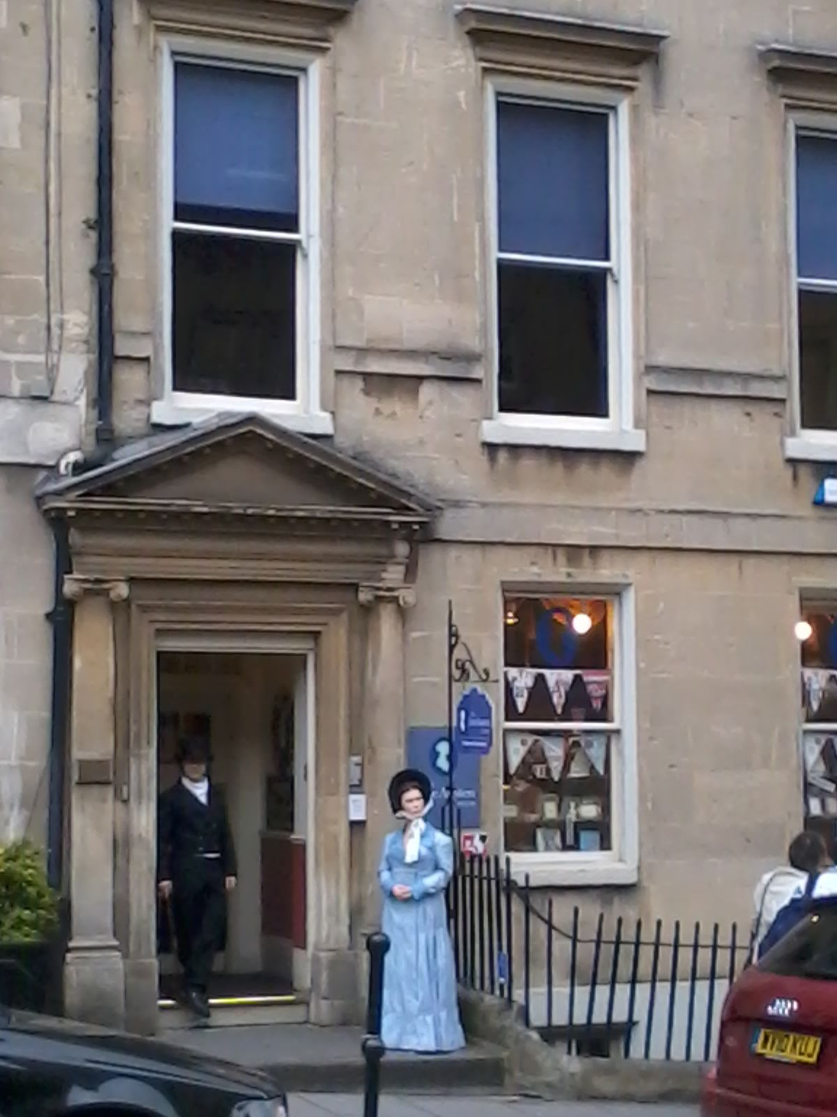 The Jane Austen Centre Bath Elizabeth Bennet Pride And Prejudice Jane Austen