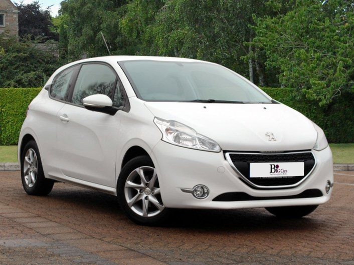 Peugeot 208 Active, http://www.big-cars.co.uk/used-cars/6905908 ...