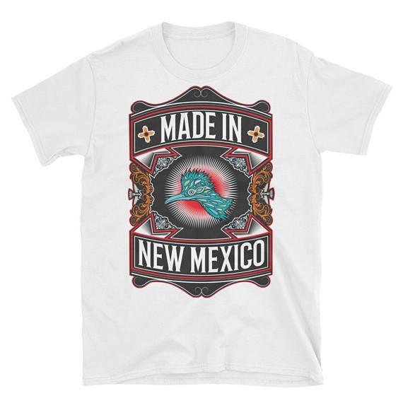 New Mexico Zia Symbol Tshirt New Mexico T News