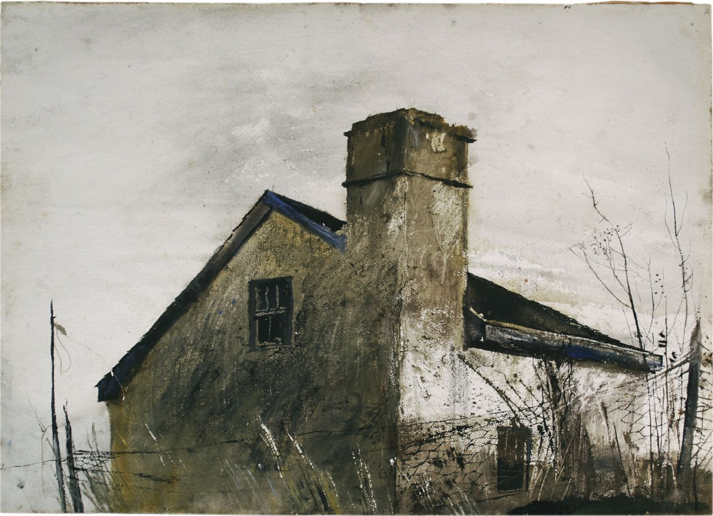 Andrew Wyeth Famous Paintings | Andrew Wyeth Famous Painting Titles Art Images and Pictures Collection