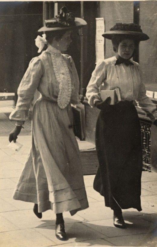 Parijs Historische Mode 1900Beauty KledingVintage Londen QCdxshrt