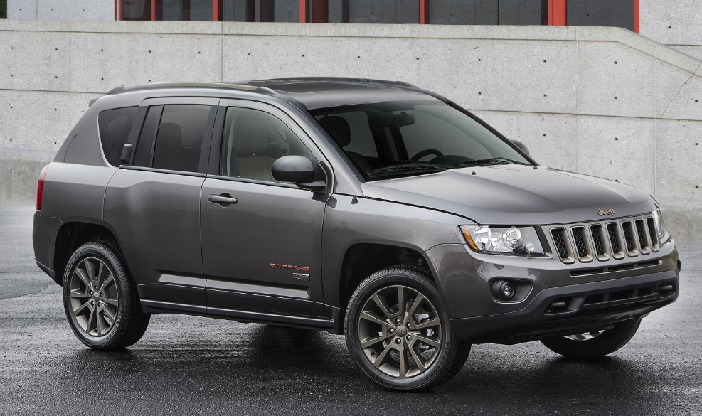 2016 Jeep Compass Owners Manual The Jeep Compass Combines