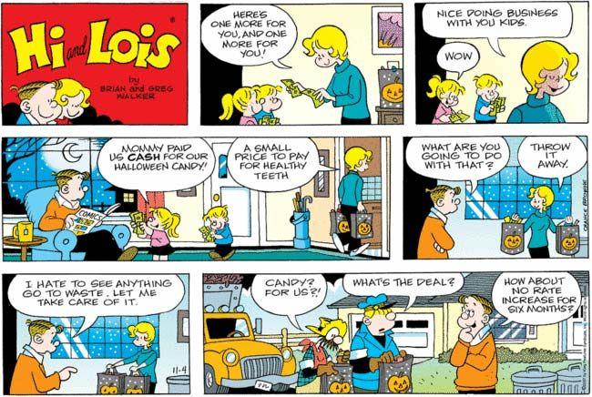 Tegneserier Hej Og Lois Hi Og Lois Tegneserier Til Pinterest-9134