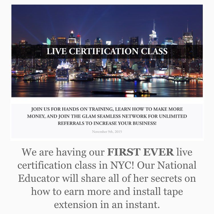 Get Certified In Tape In Hair Extension Application Even If You Won