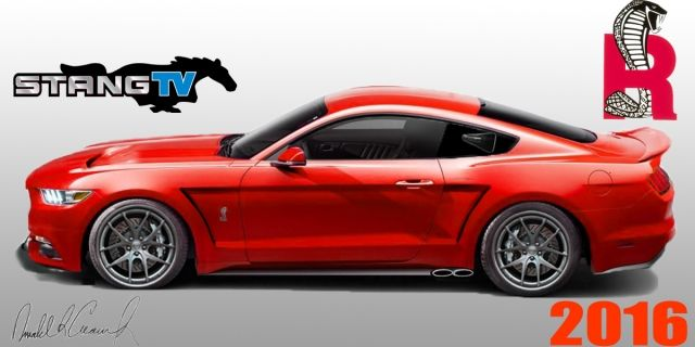 Now Is The Time For a 2016 Mustang Cobra R