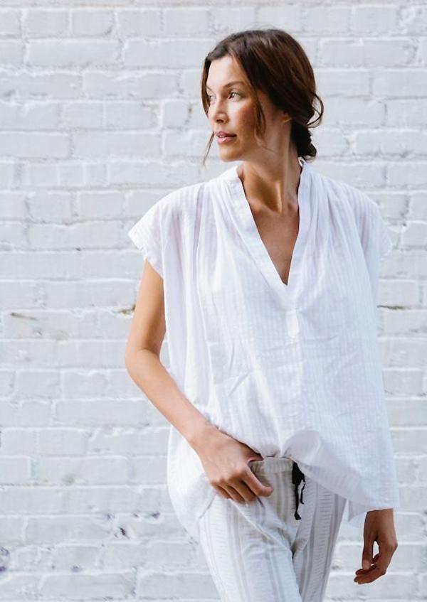 The White Shirt