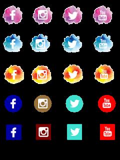Icones Das Redes Sociais Em Png Free Icones Redes Sociais Redes Sociais Png Redes Sociais
