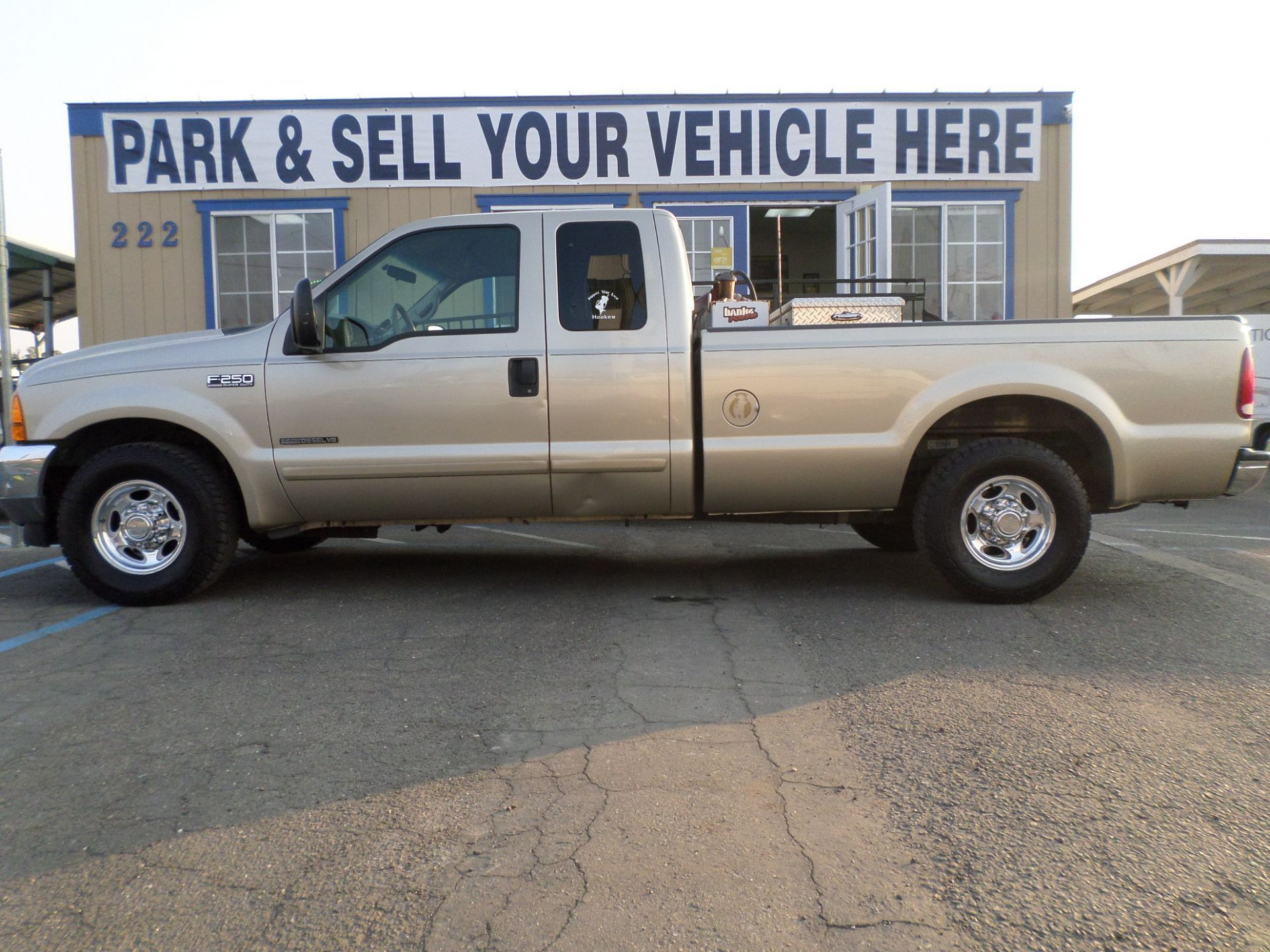 2001 ford f 250 lariat 4x4 super cab diesel for sale by owner