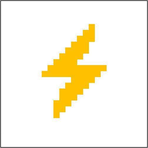 Alternate Square Lightning Bolt Harry Potter Cal Harry Potter Crochet Harry Potter Quilt Harry Potter Lightning Bolt
