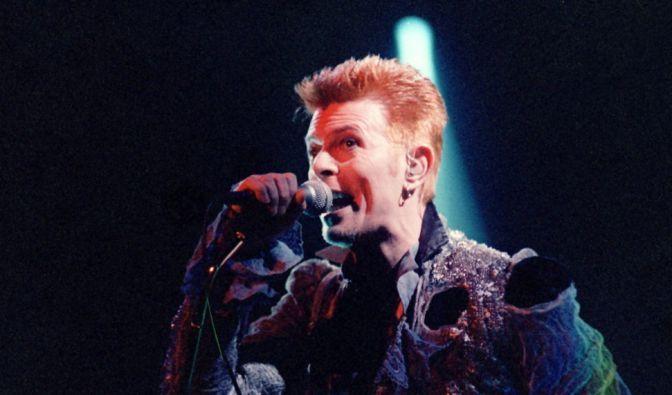 David Bowie starb aufgrund einer Krebserkrankung im Alter von 69 Jahren.