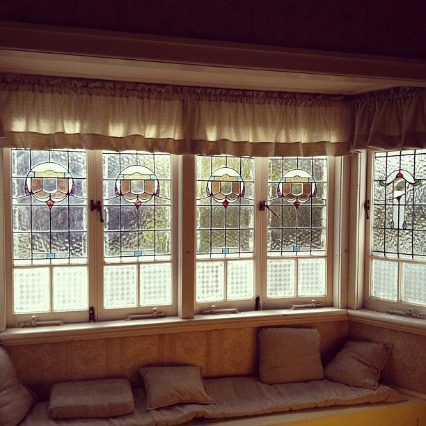 5 Curtain Ideas For Bay Windows Curtains Up Blog: Visiting A Queenslander Up For Sale