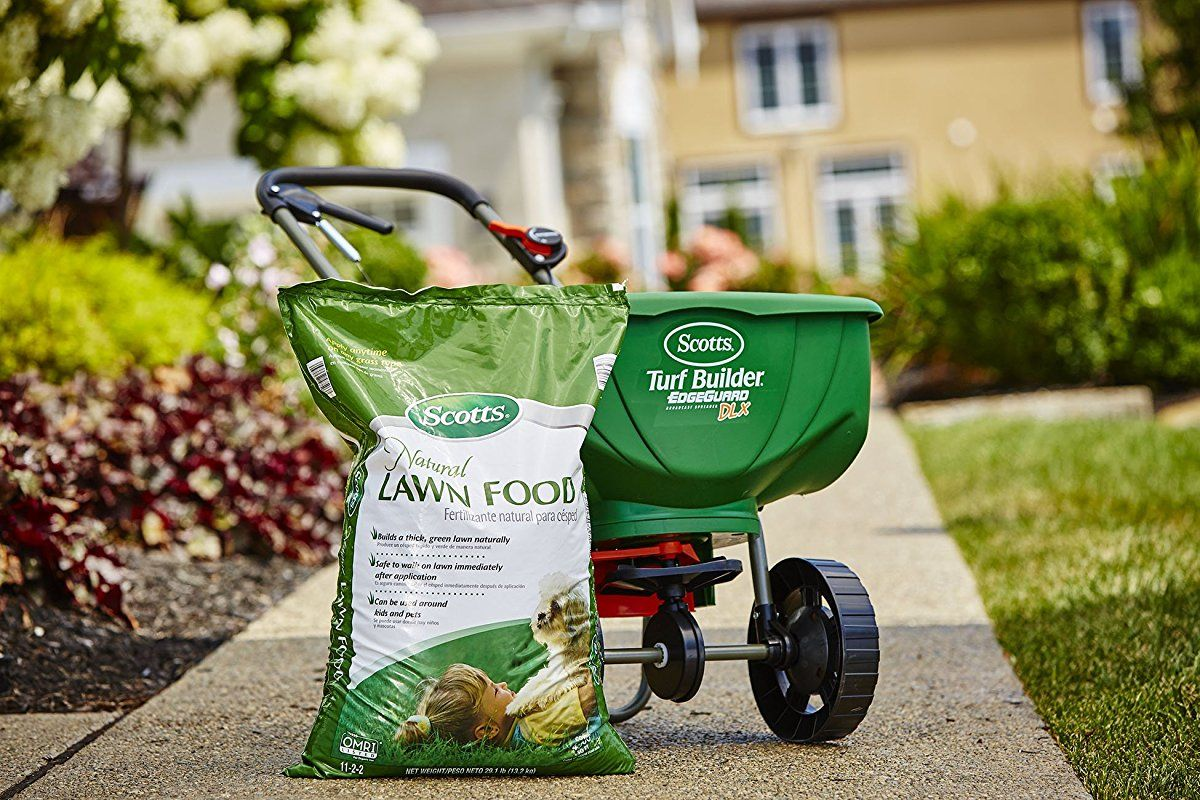 Scotts Natural Lawn Food 4 000 Sq Ft Natural Lawn Fertilizer Not Sold In Ct Md Me Mn Nj Ny Wa Wi With Images Lawn Food Lawn Fertilizer Organic Lawn
