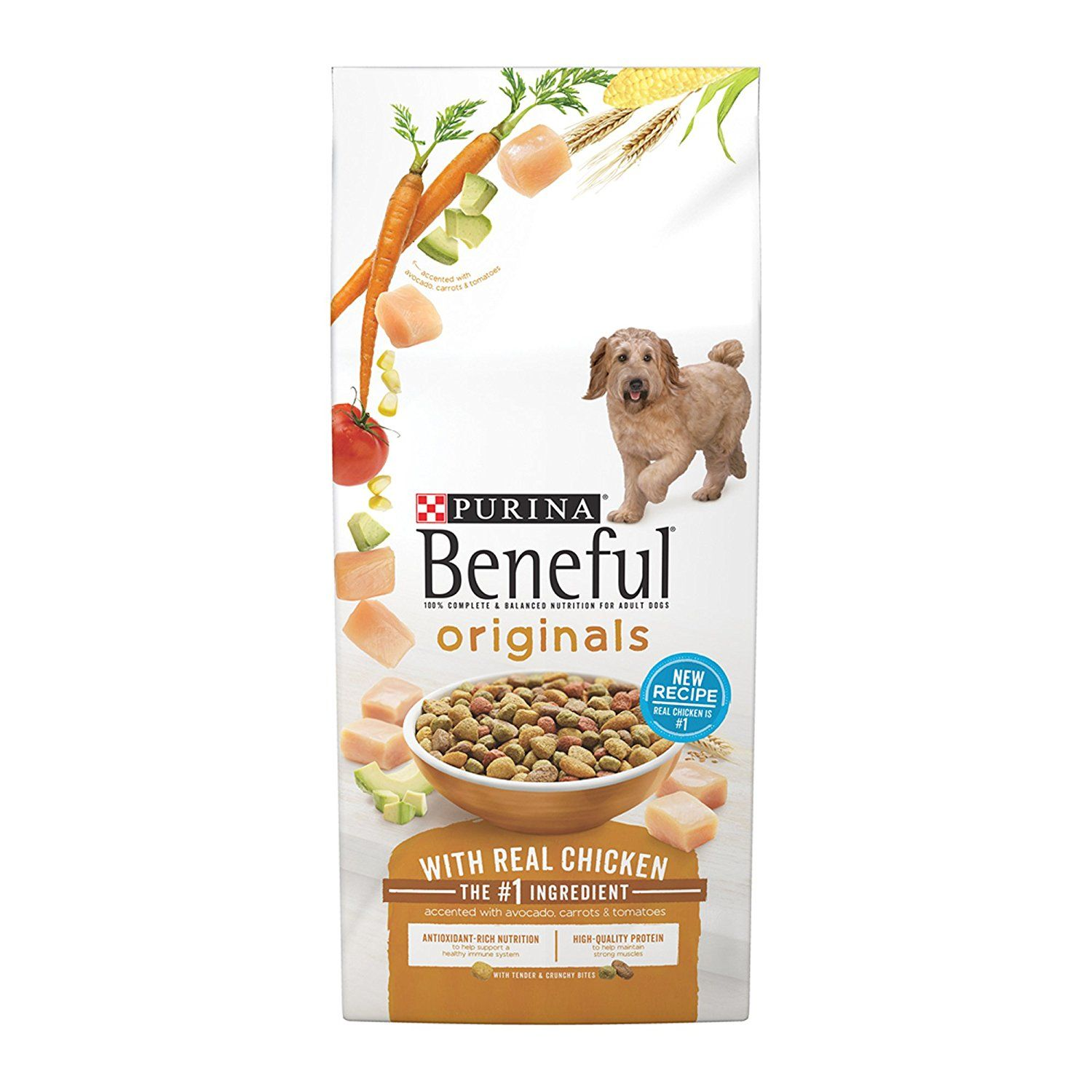 Purina Beneful Originals With Real Chicken Trust Me This Is