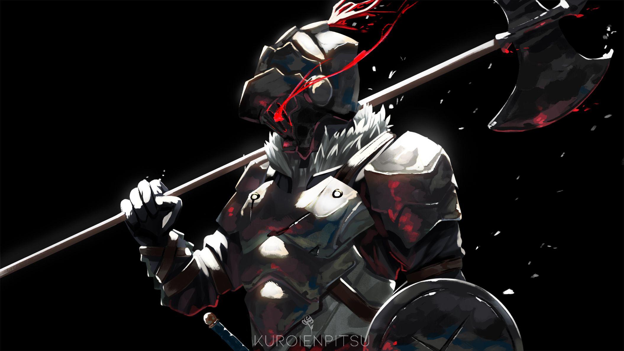 Pinterest Slayer, Goblin, Slayer anime