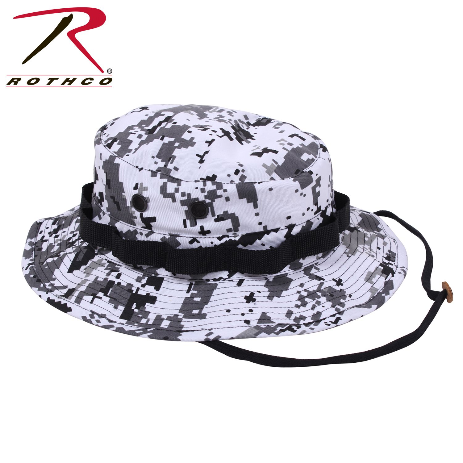 f36b3d30496 Rothco City Digital Camo Boonie Hat