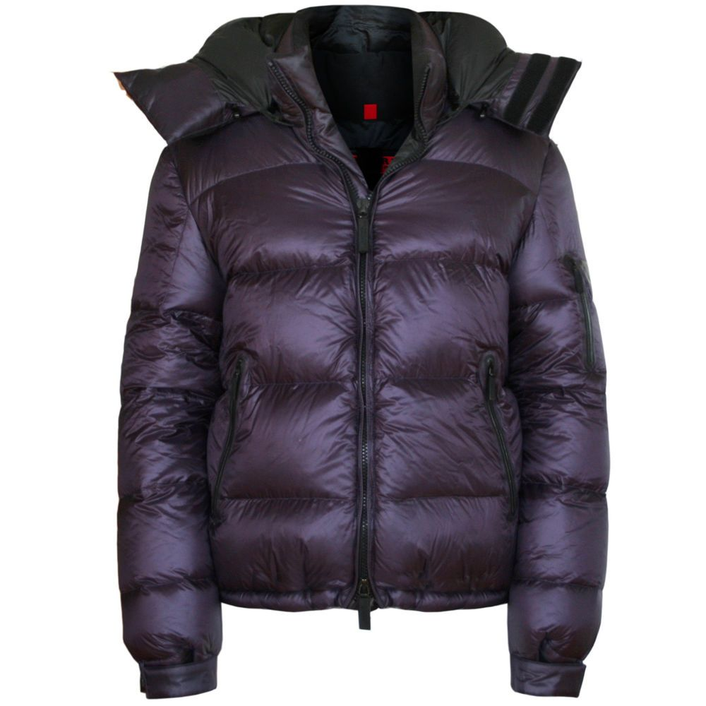 burberry hoodie purple