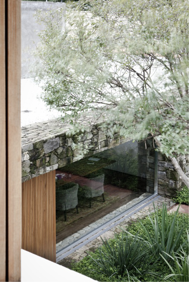 Preciosas fotos de house 6 en sanselige s o paulo obra for Maestria en arquitectura de interiores