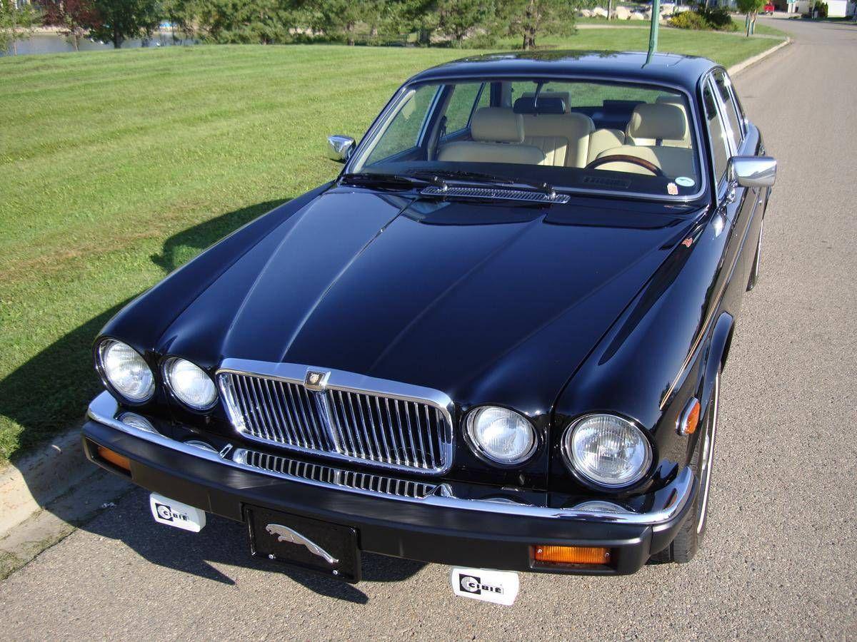 1986 Jaguar Xj6 Sovereign