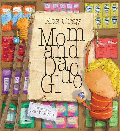 Great book to teach the kids about divorce. Kids feel that it could be their fault but it isn't. This book shows that!