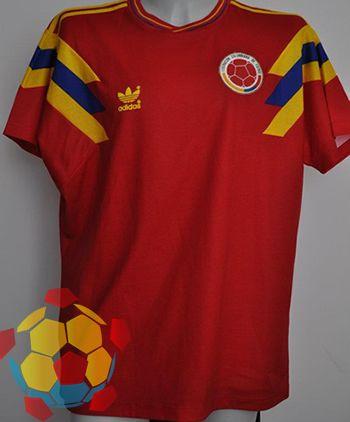 camiseta-colombia-italia-90  2d8603a0633f4