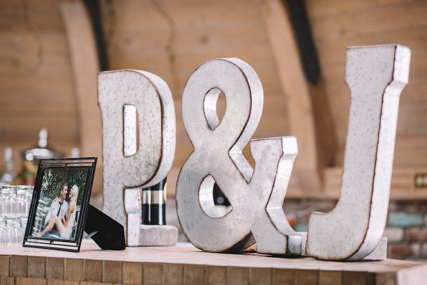 Marvelous 14 Ways To Decorate With Your Initials Great Pictures