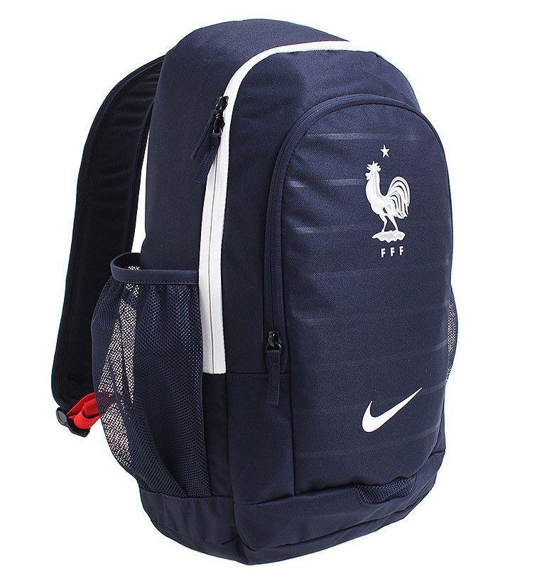 Nike Stadium FFF Backpack Bag Navy Sports Soccer/Fitness