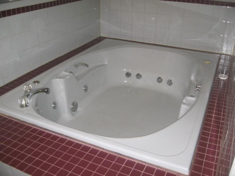 Two person jetted tub. | For the Home | Pinterest | Jetted tub, Tubs ...