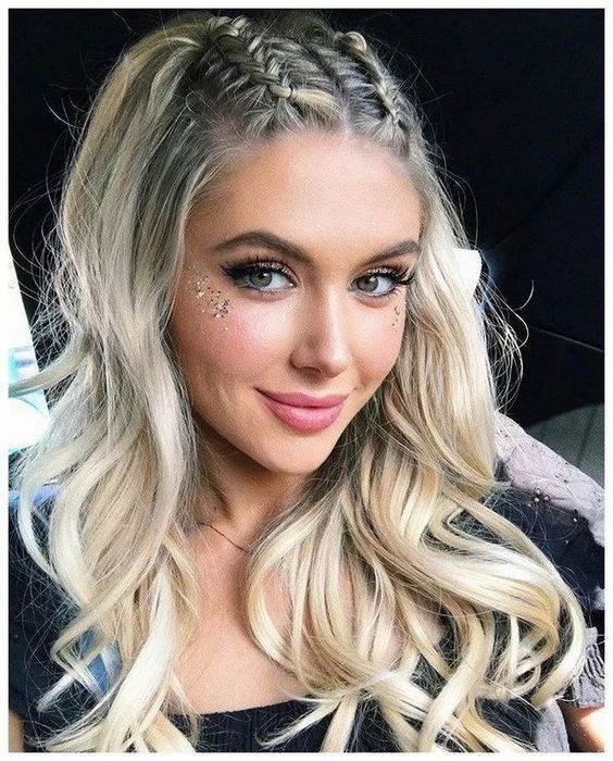 Beautiful Prom Hairstyles for long and medium hair 2019 - LifeBrate