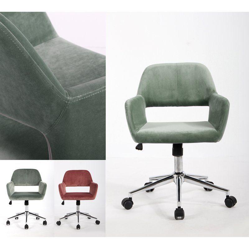Mercer41 Laskie Task Chair Reviews Wayfair Office Chair Adjustable Office Chair Chair